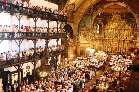 St Jean de Luz Requiem Mozart